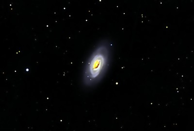 M64-The Back Eye Galaxy